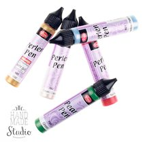 Perlen-Pen Эффект жемчуга