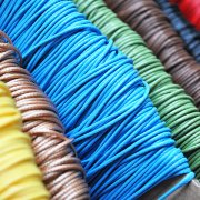 Шнур хлопок плетеный