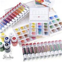 Набори фарб/маркерів/олівців
