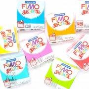 Полимерная глина Fimo kids, 42 г