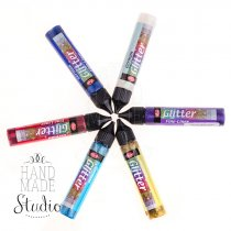 Glitter-эффект контур Viva