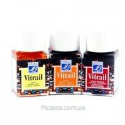 Вітражні фарби Lefranc Vitrail